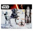kép nagyítása Star Wars: Az ébredő Erő figura járművel - 30 cm