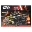 kép nagyítása Star Wars: Poe X-Wing Fighter összerakható modell