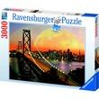 kép nagyítása San Francisco 3000 darabos panoráma puzzle