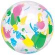 kép nagyításaMintás átlátszó strandlabda - 61 cm, többféle