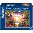 kép nagyítása Édenkert 18000 darabos puzzle