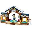 kép nagyítása LEGO Friends Jégpálya a havas üdülőhelyen 41322