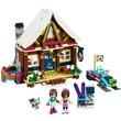 kép nagyítása LEGO® Friends Faház a havas üdülőhelyen 41323