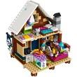 kép nagyítása LEGO Friends Faház a havas üdülőhelyen 41323
