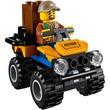 kép nagyítása LEGO® City Dzsungel teherszállító helikopter 60158