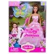 kép nagyítása Defa Lucy hercegnő baba kislánnyal és pónival - többféle