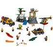 kép nagyítása LEGO City Dzsungel kutatási terület 60161