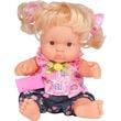 kép nagyítása Baby játékbaba - 25 cm, többféle
