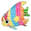 kép nagyítása Bébi játék 3 féle hal F