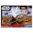 kép nagyítása Hot Wheels Star Wars csillaghajó versenypálya
