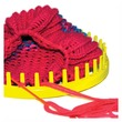 kép nagyítása Cra-Z-Knitz trendi sapkakötő készlet