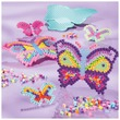kép nagyítása Pillangó vasalható gyöngy készlet