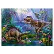 kép nagyítása Puzzle 100 db - T-Rex +App
