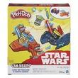kép nagyítása Play-Doh Star Wars járműves gyurmakészlet