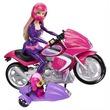 kép nagyítása Barbie:Titkos ügynökök-Motor kiegészítőkkel DHF