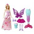 kép nagyítása Barbie Tündérmese szett DHC