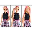 kép nagyítása Barbie: Színkeverős csodahaj Barbie - 29 cm
