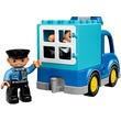 kép nagyítása LEGO DUPLO Rendőrjárőr 10809