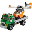 kép nagyítása LEGO Creator Helikopterszállító kamion 31043