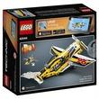 kép nagyítása LEGO Technic Légibemutató sugárhajtású repülő 42044