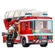 kép nagyítása LEGO City Létrás tűzoltóautó 60107