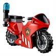 kép nagyítása LEGO City Sürgősségi tűzoltó egység 60108