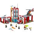 kép nagyítása LEGO City Tűzoltóállomás 60110