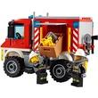 kép nagyítása LEGO City Emelőkosaras tűzoltóautó 60111