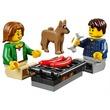 kép nagyítása LEGO City Furgon és lakókocsi 60117