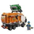 kép nagyítása LEGO City Szemetes autó 60118