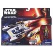 kép nagyítása Star Wars: akciófigura járművel - 10 cm, többféle