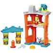 kép nagyítása Play-Doh tűzoltó állomás gyurmakészlet