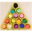 kép nagyítása Play-doh 4 tégelyes gyurma - klasszikus színek