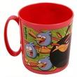 kép nagyítása Angry Birds műanyag bögre - piros, 360 ml