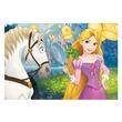 kép nagyítása Disney hercegnők portré 2 x 66 darabos puzzle