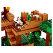 kép nagyítása LEGO Minecraft 21125 The Jungle Tree House