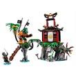 kép nagyítása LEGO Ninjago Az özvegy tigris szigete 70604